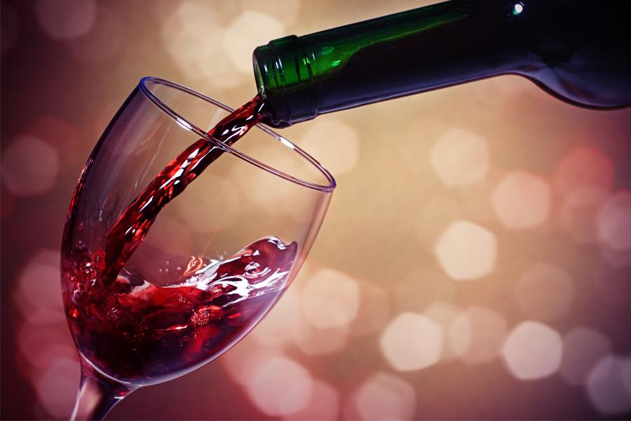 Φιάλη κρασιού